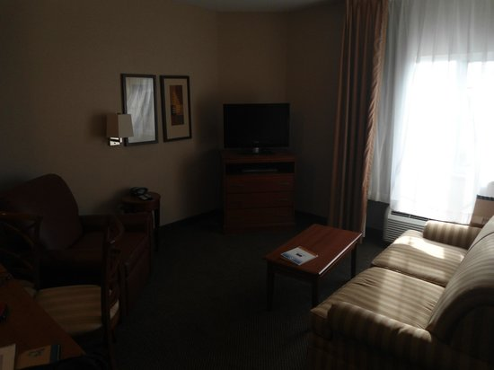 Candlewood Suites DFW South: habitacion