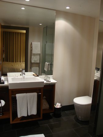 Sofitel Auckland Viaduct Harbour: Meticulous Cleanliness