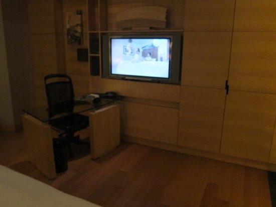 Hilton Kuala Lumpur : Comfortable working environment