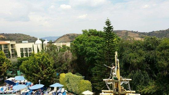 Ixtapan de la Sal Marriott Hotel, Spa & Convention Center : Vista