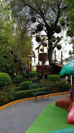 Ixtapan de la Sal Marriott Hotel, Spa & Convention Center : Area de niños