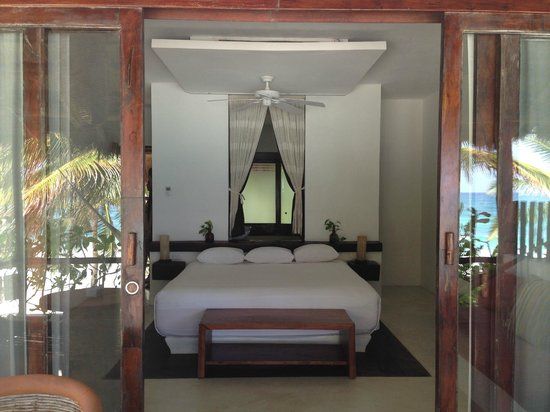 The Beach Tulum: The room