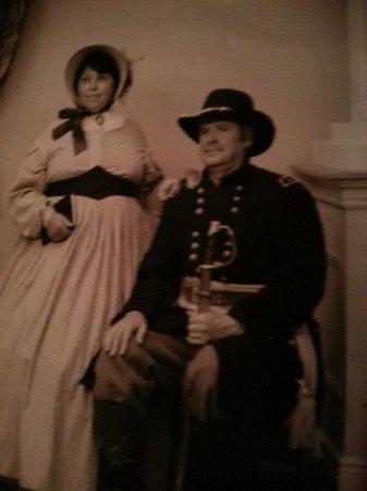 Victorian Photography Studio: Gettysburg