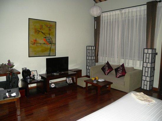Victoria Hoi An Beach Resort & Spa: Chambre