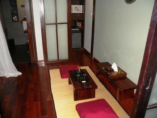 Victoria Hoi An Beach Resort & Spa: Salon