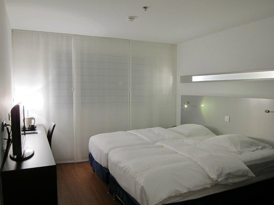 Aqua Hôtel : Double Room