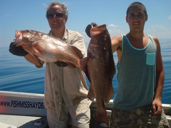 Inshore bay or offshore deep sea fishing fort myers fort for Deep sea fishing fort myers beach