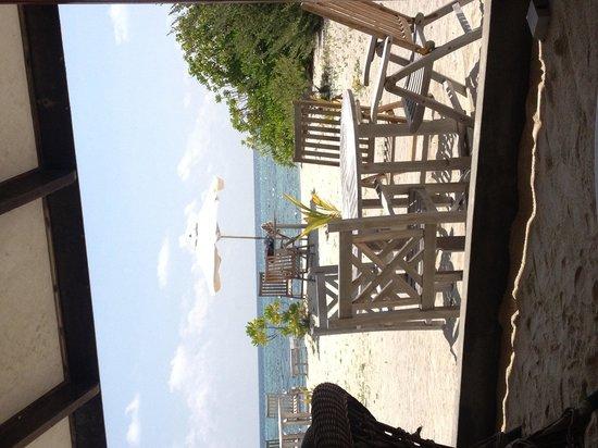 Fun Island Resort : Bar sulla spiaggia
