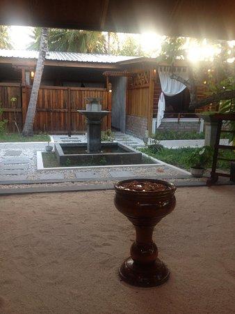 Fun Island Resort : Aramuu SPA i massaggi sono divini!!