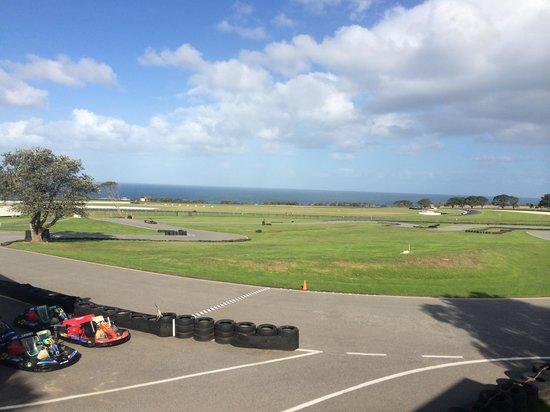 Phillip Island Grand Prix Circuit: go kart track