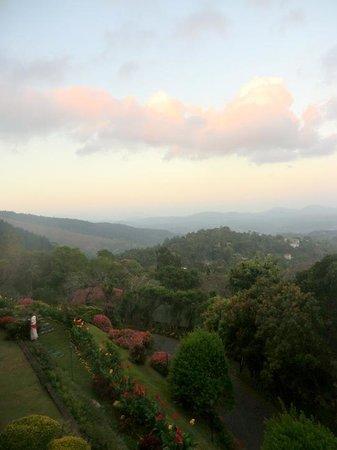Amaya Hills: ホテルからの眺め