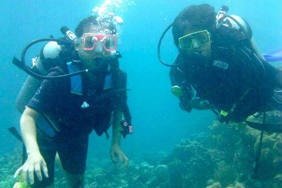 Carabao Dive Center