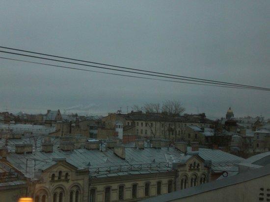 NasHotel: Крыши Санкт-Петербурга