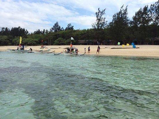 Anguib Beach: anguib