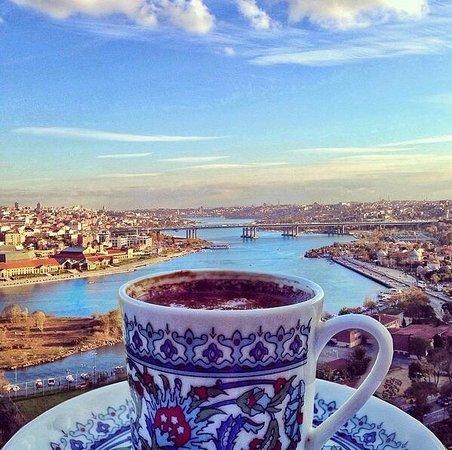 Alacati Tas Otel: Turkey,Turkish coffee
