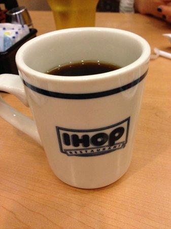 IHOP: カップもかわいい