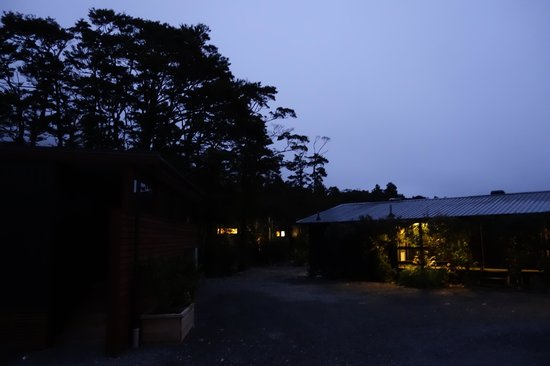 Milford Sound Lodge: Milford Sound Campervan 2