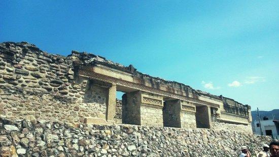 Ruinas Mitla