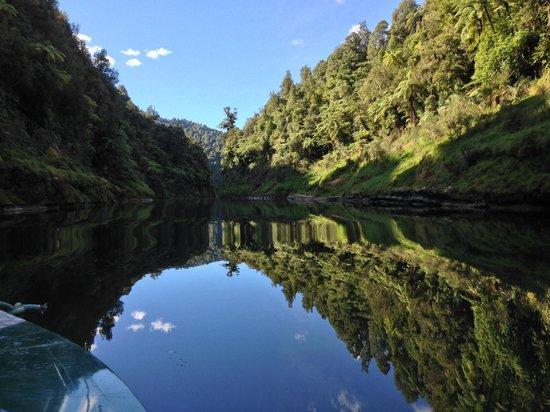 Whanganui River Adventures: Wanganui River Reflections VII
