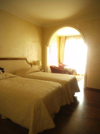 Hotel Europa Terme : camera