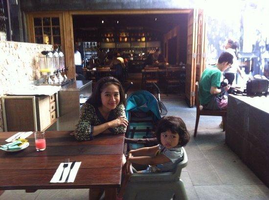 Fontana Hotel Bali: portabella