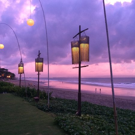 Breeze at The Samaya Seminyak : View from our table - no edit!