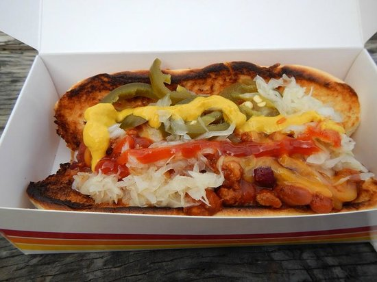 Hot Diggity Dog: Супер хот-дог!