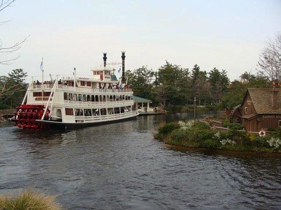 Tokyo Disneyland: Диснейленд