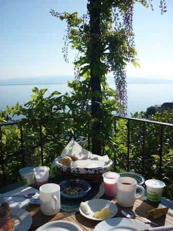 Casa Rossa: ontbijtje