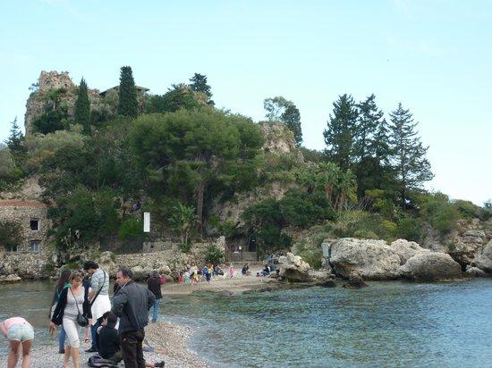Casa Rossa : Isolabella, ook al op loopafstand