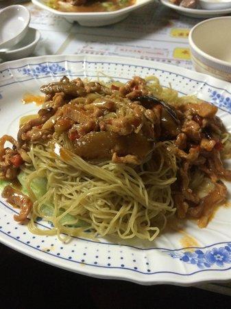 Wing Wah Noodle Shop: 京都炸醬麵