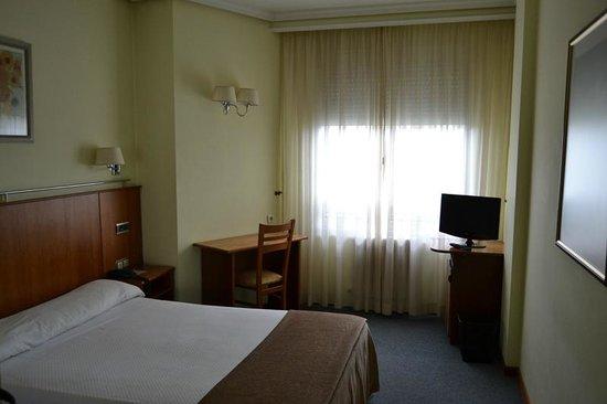 Hotel Ciudad de Compostela: Habitación