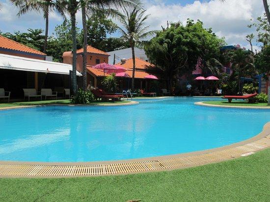 Baan Samui Resort: Pool