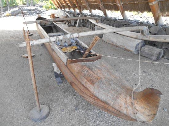 Pu'uhonua O Honaunau National Historical Park : hutte 1