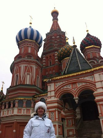 The Ritz-Carlton, Moscow : St. Basil's Cathedral