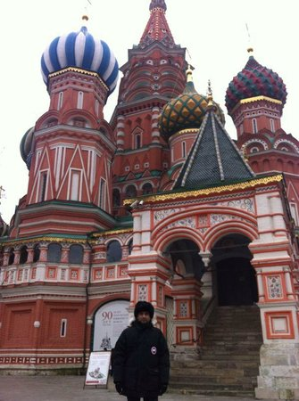 The Ritz-Carlton, Moscow: St. Basil's Cathedral