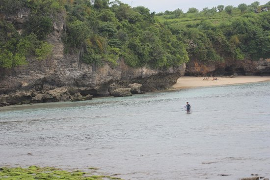 Balangan Beach: Вот так выглядит пляж