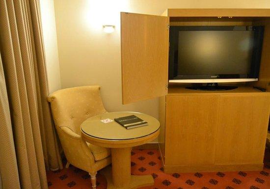 Gran Hotel Los Abetos : Habitación