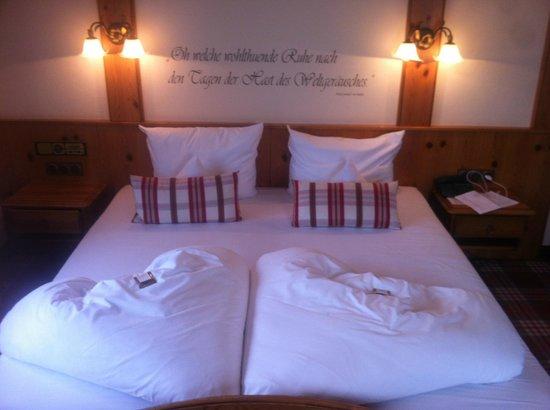 Hotel Das Ruebezahl: Zimmer