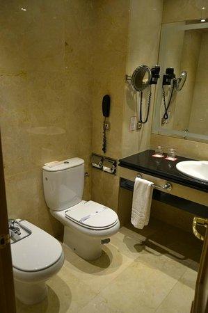Gran Hotel Los Abetos : Baño