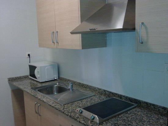 Apartamentos Playero: COCINA