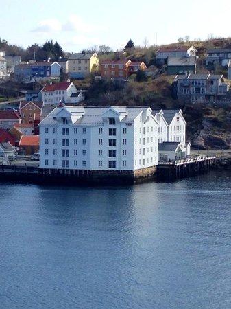 Thon Hotel Kristiansund: Thon hotell