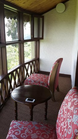 Ngorongoro Sopa Lodge: View from Room 37