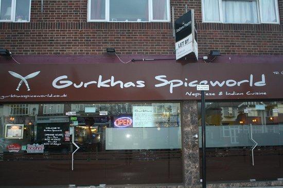 Gurkha's Spiceworld