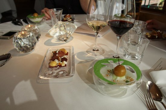 L'Arnsbourg: notre dessert