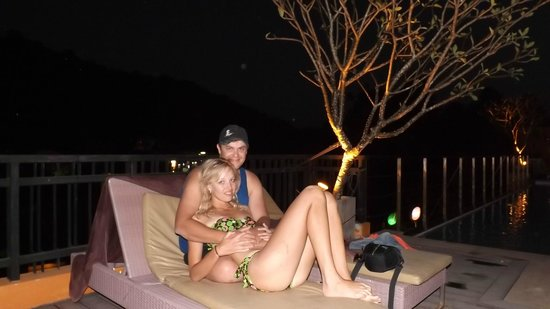 The Small, Krabi: at pool
