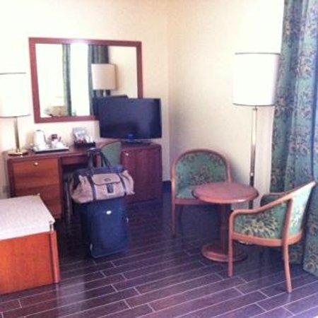 Starhotels Business Palace : camera