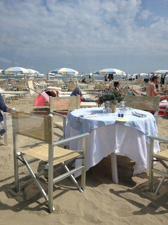 Mi ma beach 272 milano marittima restaurant reviews - Bagno mima milano marittima ...