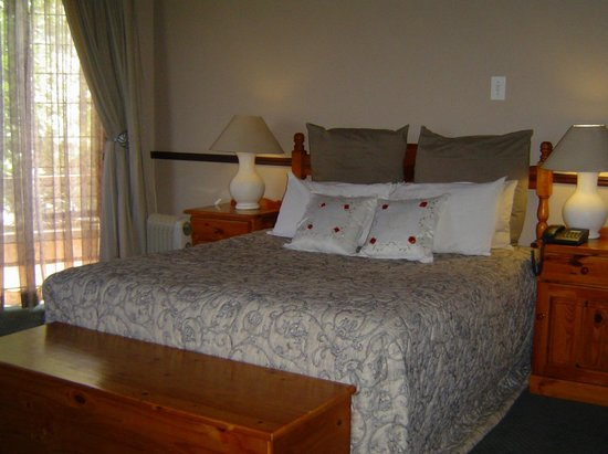 Willow View Lodge & Conference Centre : Double Room
