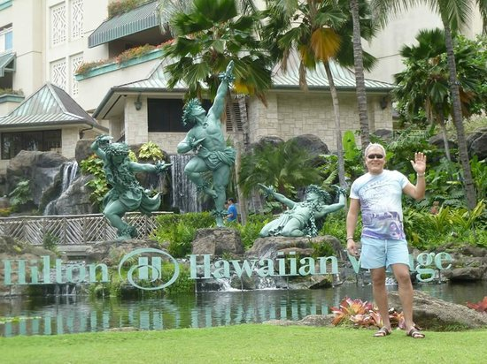Hilton Waikiki Beach: Hilton Hawaiian Village